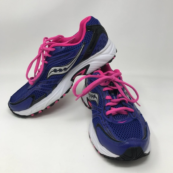 bd2f240d53e1 Saucony Shoes | Oasis 2 Purple Pink Running Size 85 | Poshmark